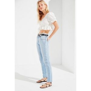 Levi's 501 Skinny Jeans in Lovefool Light Wash